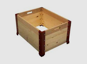 Pallet-with-pallet-collar
